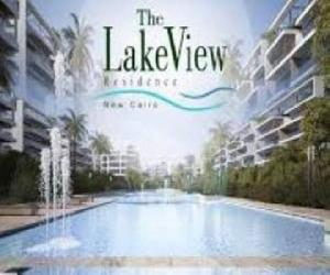 Lake view Residence Apartment ‎ج.م.1,722,450‎ - Cairo, Egypt Ground floor apartment 185