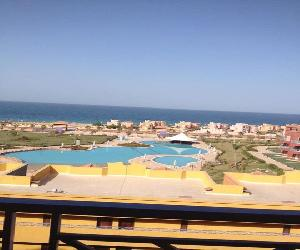 unit for sale in porto el sokhna waterfront ‎ج.م.890,000‎ - Apartment in