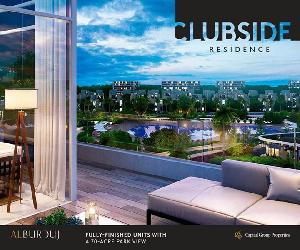 Launching this week Lavishness at its best, Clubside Residence by Alburouj is