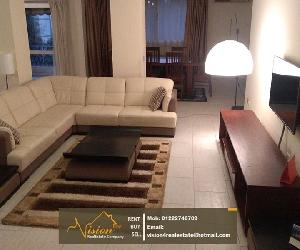 4 bedrooms apartment for rent in Maadi Sarayat Apartment For Rent in