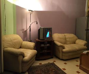 For Rent.. A Well- furnished apartment Studio roof in new Maadi,.. 1