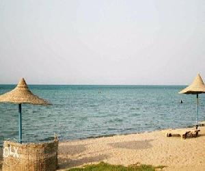 Amazing furnished villa for rent in front of beach in Hurghada 01011411750