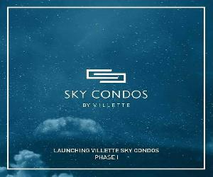 ٍSodic- Villette-Become a part of the unique design Sky Condos by Villette
