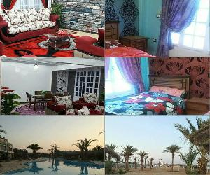 Attention !!! Very hot offer, villa rental on the first line of