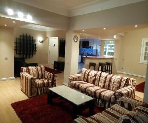 Apartment for rent furnished in Dokki with green view ‎ج.م.13,000‎ - El