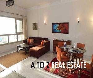 Modern Apartment for Rent Sarayat El Maadi Fully furnished - 3 Bedrooms