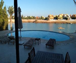 West Golf Villa - El Gouna for daily rent ‎ج.م.4,000‎ - El