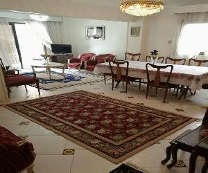 135m furnished apartment for rent in Nasr City ‎ج.م.6,500‎ - ‎القاهرة‎ Directly