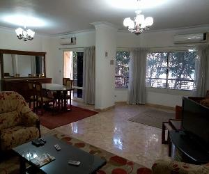 Apartment in Old Maadi for rent furnished with balcony $800 - El