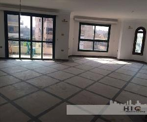 For Rent.. An apartment in Maadi, Degla.. 250m.. 4th floor.. 4 Bedrooms
