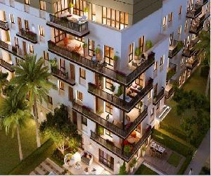 Apartment ‎ج.م.2,280,000‎ - Egypt, Cairo Sodic - Eastown Apartment 187 m2 Delivered