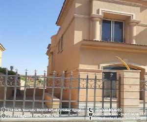 Code :T.R - V 1 #Twin_House for sale in #Royal_Meadows land area