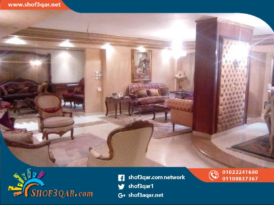 Apartment for sale in hadaba elwosta - 320 m