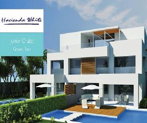 #senior_chalet for sale in #hacienda_white FREE - New Cairo #senior_chalet for sale