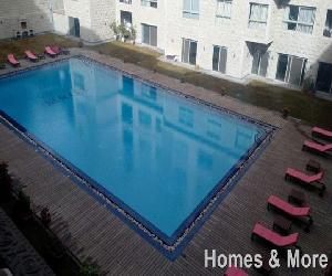 An Exceptional 3 Bedroom Apartment for Rent in a Compound in Sarayat