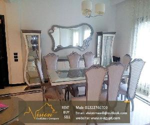 super ultra modern apartment for rent in Maadi Vision-Egypt offers you a