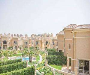 Townhouse Middle for RENT in Stone Park Compound ‎ج.م.20,000‎ - Cairo, Egypt