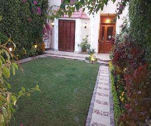 For rent in Mena Garden ‎ج.م.18,000‎ - 6 October City Twin house