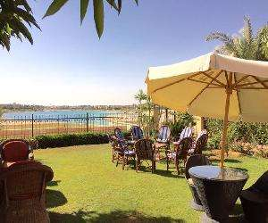 For rent in summer, villa in marina 5 , on the sandy