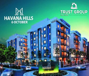 HAVANA HILLS-  6 of October - 25% deposit - repayment period of 6 years